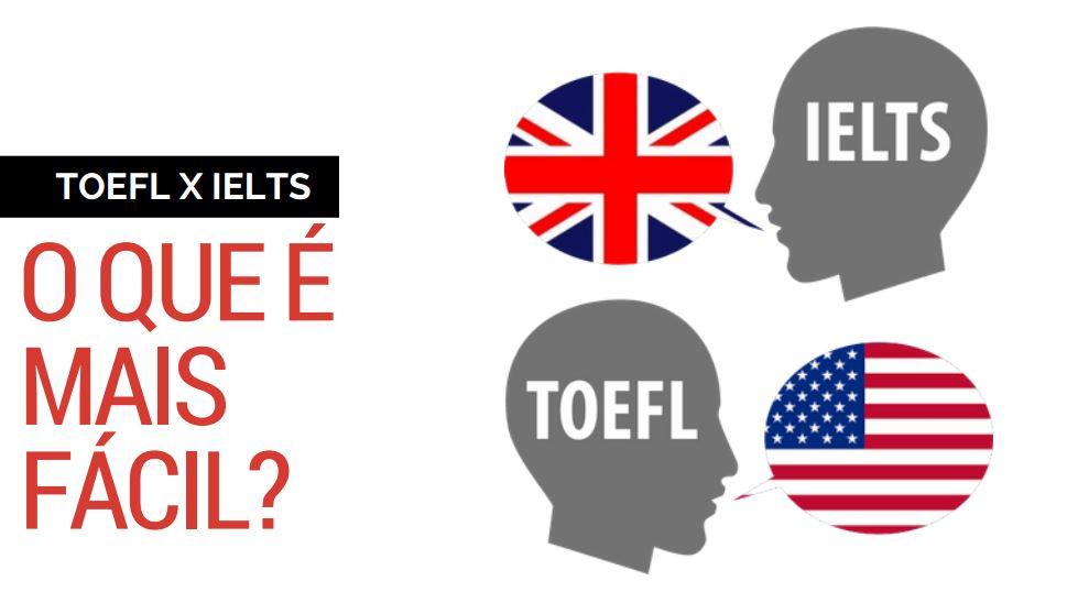 TOEFL X IELTS? O que é mais fácil? cover
