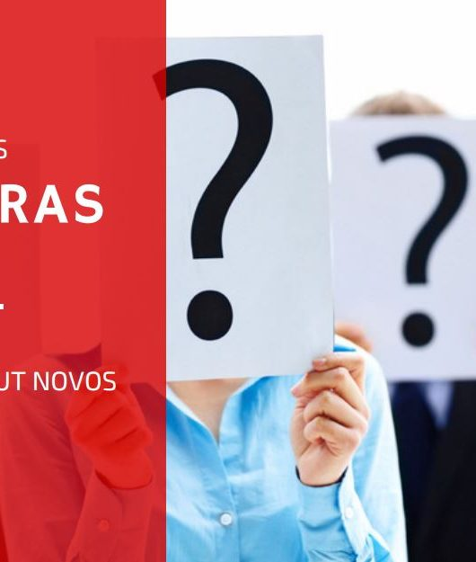 Demos as caras - logo e layout novos