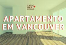 Procurando apartamente em Vancouver