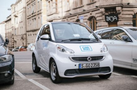 car2go car share smart