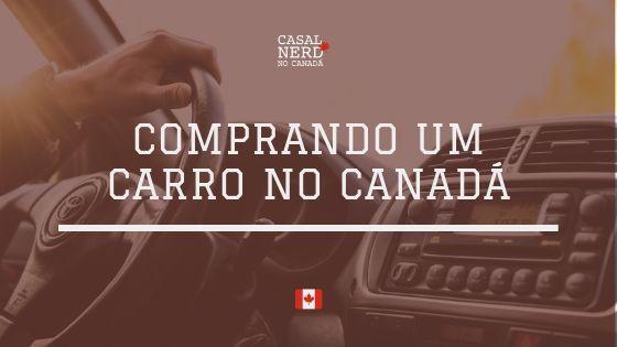 carro no Canará