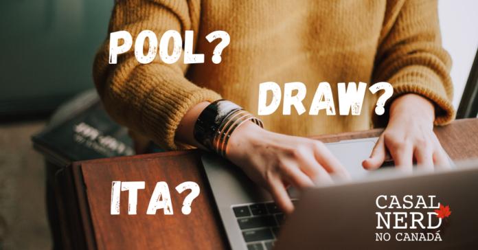 Pool draw ITA