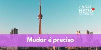 Mudança plano Canadá