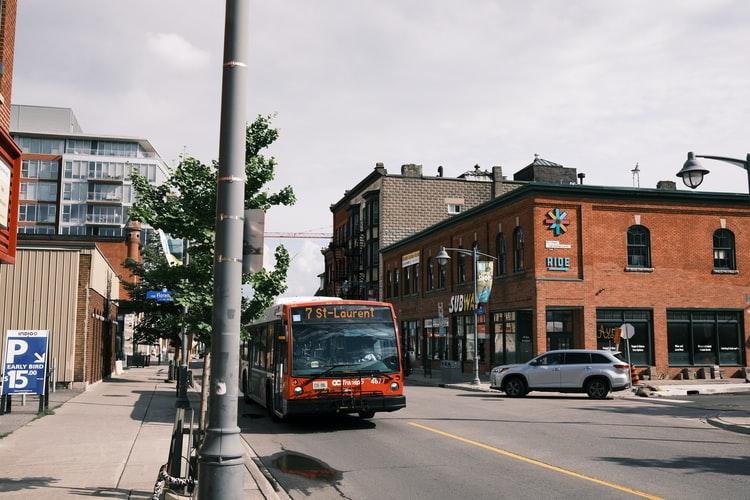 Bus Ottawa